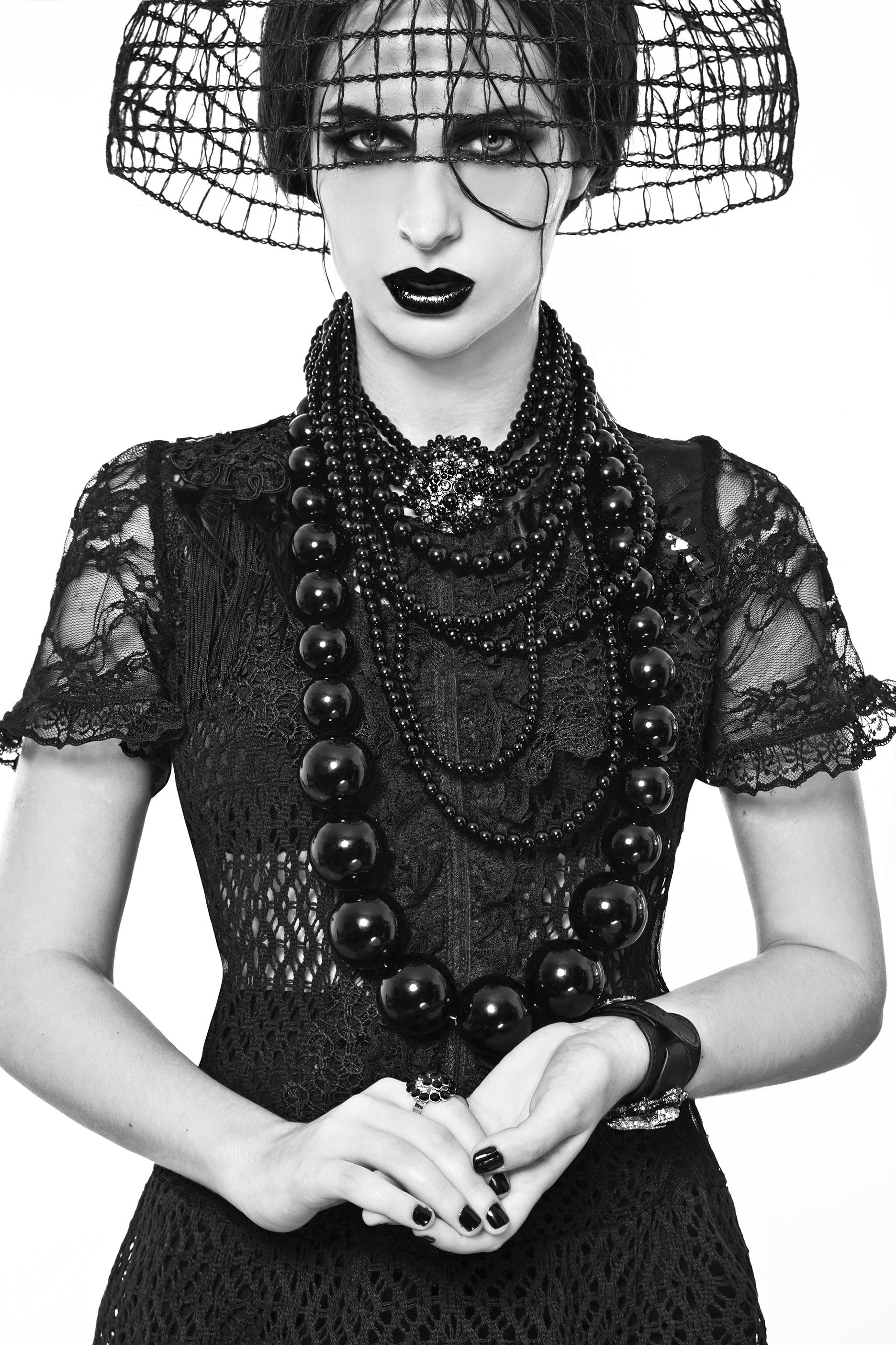 Blacklace Goth